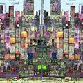 Metropolis Vi by Andy  Mercer