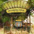 Metropolitain  by John Rivera