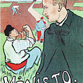 Mevisto In The Country French Theatre Ad by Aapshop