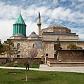 Mevlana Museum And Mausoleum In Konya by Aivar Mikko