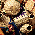 Mexican Baskets by Jerry McElroy