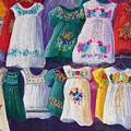 Mexican Dresses by Candy Mayer