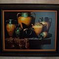 Mexican Pottery by Robert E Gebler