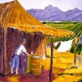 Mexican Washing Machine by Buster Dight