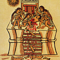 Mexico: Aztec Sacrifice by Granger