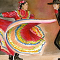 Mexico City Ballet Folklorico by Frank Hunter