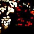 Mexico City De Noche by Carmen Sandoval