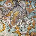 Mexico: Ixmiquilpan Fresco by Granger