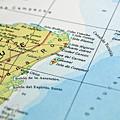 Mexico Map by Fernando Barozza
