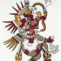Mexico: Quetzalcoatl by Granger