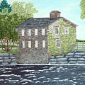Meyers Mill by Peggy Holcroft