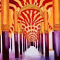 Mezquita De Cordoba by Manuel Sanchez