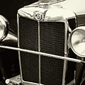 Mg Tc Sports Grill - Vintage by Philip Openshaw