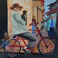 Mi Bicicleta by Jorge Delara
