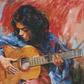Mi Gitana by Tina Siddiqui