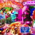Miami Deco by Marilyn Sholin