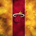 Miami Heat by Bert Mailer