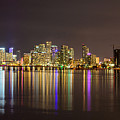 Miami Nights by Jacquelyn Crady