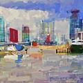 Miami Seaplane by Alice Gipson