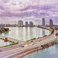Miami Sights by John M Bailey