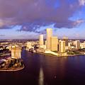 Miami Skyline 3 by Buddy Mays