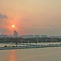 Miami Sunrise by Gary Wonning