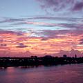 Miami Sunrise by Tobin Truslow