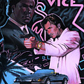 Miami Vice by A Prints