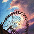 Mia's Ferris Wheel by Marietta Faso