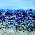 Mica Shoreline by Regina Valluzzi