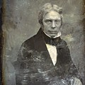 Michael Faraday 1791-1867 English by Everett