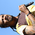 Musician Michael Franti  by Concert Photos
