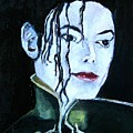 Michael Jackson 2 by Udi Peled
