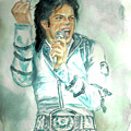 Michael Jackson Bad Tour by Nicole Wang