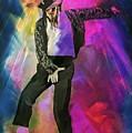 Michael Jackson by Daniele Volpicelli