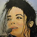 Michael Jackson by Joseph Papale