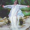 Michael Jackson  by Leland Castro