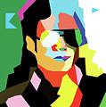 Michael Jackson by Mariaelisabetta Capogna