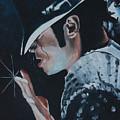 Michael Jackson by Mikayla Ziegler
