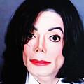 Michael Jackson Mugshot by Bill Cannon