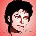 Michael Jackson - Thriller - Pop Art by William Cuccio aka WCSmack