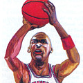 Michael Jordan by Emmanuel Baliyanga
