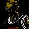 Michael Jordan by Kamoni Khem