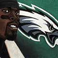 Michael Vick by L Cooper