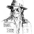 Michael's Jacket by David Lloyd Glover