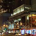 Michigan Avenue  by Elizabeth Coats