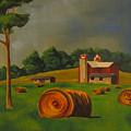 Michigan Farm by Heather Bolliger