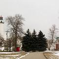 Michigan Lighthouse by Mechala Matthews