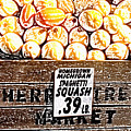 Michigan Squash For Sale by Wayne Potrafka