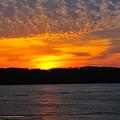 Michigan Sunset by David Arment
